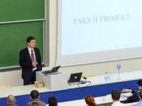 Prof. Dr. Aszódi Attila előadása