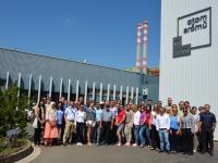 ERRA (Energy Regulators Regional Association) látogatás